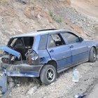 Yozgat'ta trafik kazası: 2 Yaralı