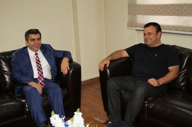 Vali Düzgün'den Erciyes'e ziyaret