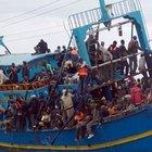 Akdeniz'de 40 kaçak göçmen havasızlıktan boğuldu