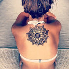 Yeni trend: Mandala dövme!
