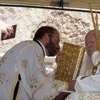 Sümela Manastırı'nda barış duası