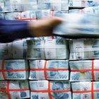 Milyonerlerin bankada 550 milyar TL'si var