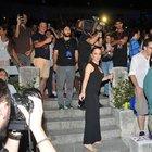 Sertab Erener Açıkhava'da yalın ayak!