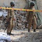 Pakistan'da 40 Taliban  militanı öldürüldü