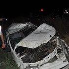 Yozgat'ta katliam gibi kaza: 4 ölü, 2 yaralı