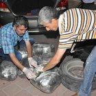 Kırıkkale'de 40 kilogram uyuşturucu madde ele geçirildi