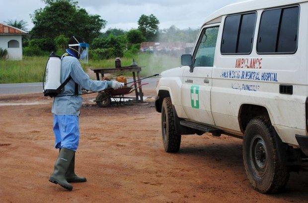 Sierra Leone'deki Ebola salgınında bir ilk