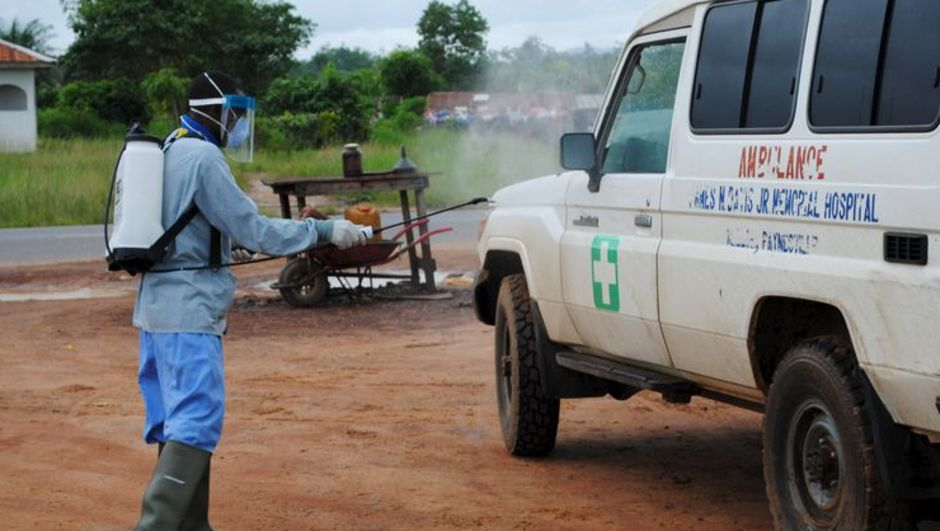 Ebola salgınında bir ilk!
