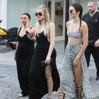 Kardashianlar çekimde