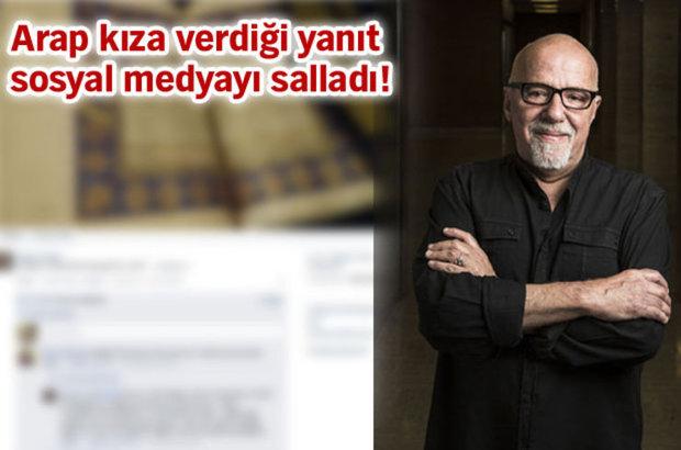 Paulo Coelho'dan ders gibi Kuran cevabı!