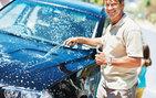 Yürüyemiyorsanız arabanızı yıkayın!
