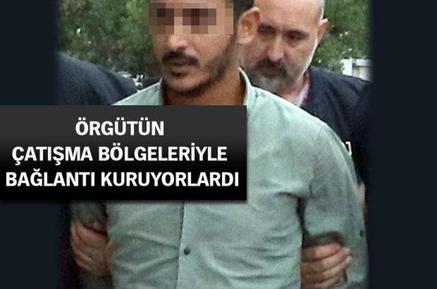 Samsun'da IŞİD operasyonunda gözaltına alınanlar örgütün çatışma bölgeleriyle bağlantı kuruyordu