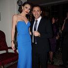 Mustafa Sandal'dan eşi Emina Sandal'a saat jesti
