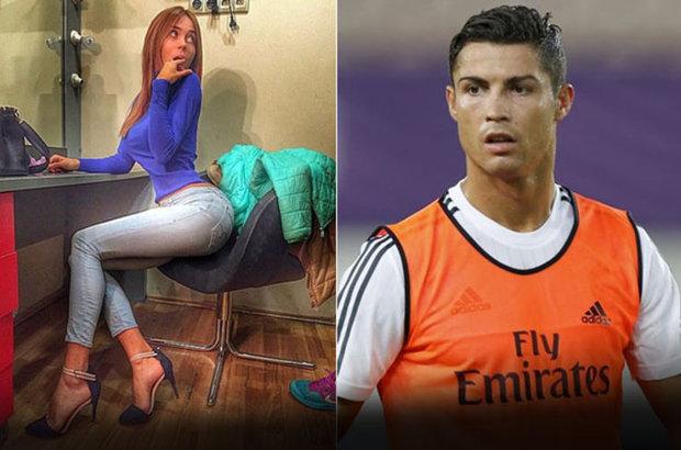Cristiano Ronaldo, Cansu Taşkın
