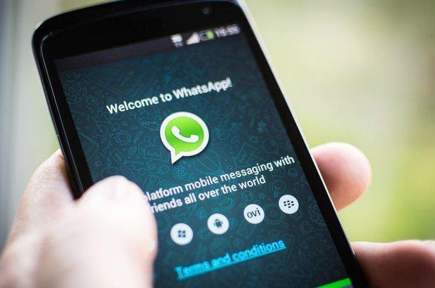 WhatsApp web sürümü iPhone'da
