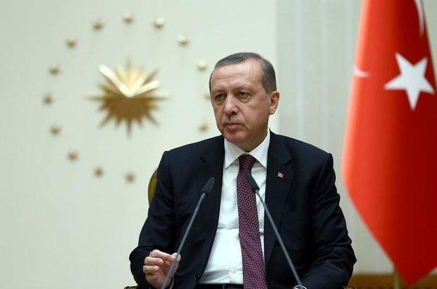 Recep Tayyip Erdoğan taziye şehit