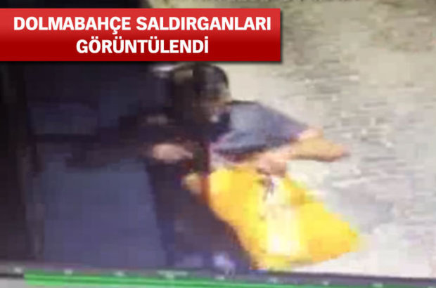 Dolmabahçe Sarayı saldırı saldırgan