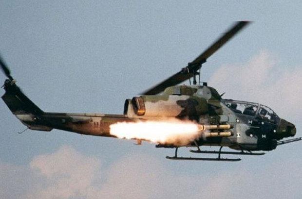 Jandarmaya 1200 metreden ateş açtılar