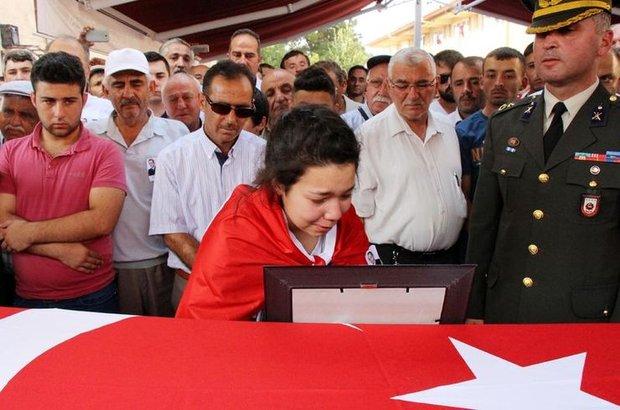 Şehit Uzman Çavuş Aktürk, HAkan Aktürk,PKK,pervani,