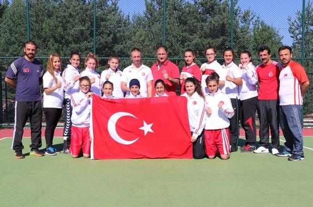 Avrupa Yıldız ve Genç Kızlar Boks Şampiyonası