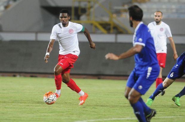 Antalyaspor Kuveyt Milli Takımı