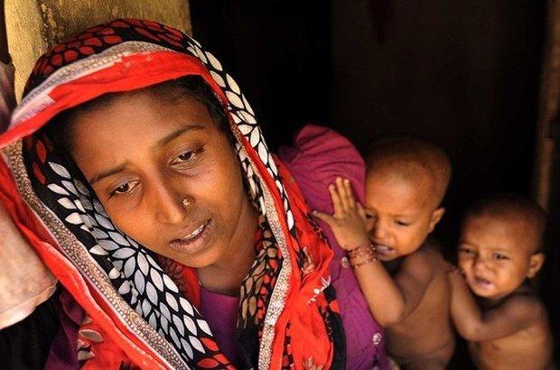 Avrupa Rohingya Kurulu üyesi Perveen,Arakan Müslümanları,MyanmaR,
