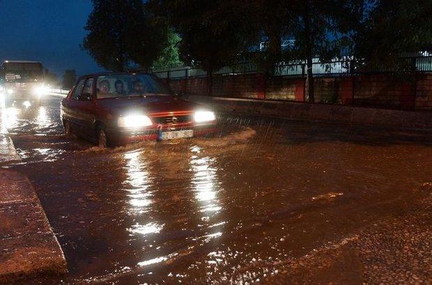 Edirne, Şiddetli yağış
