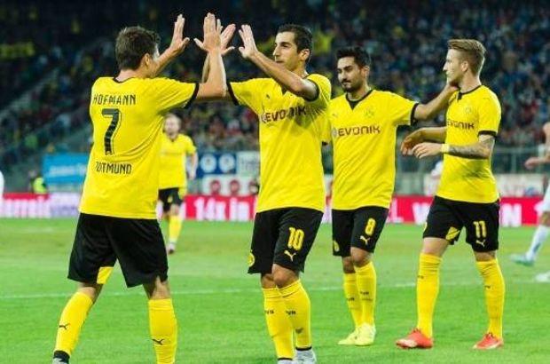 Borussia Dortmund UEFA Avrupa Ligi