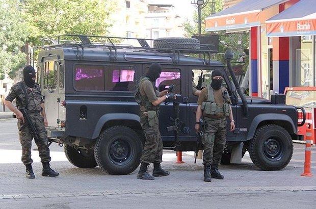 Mardin,PKK,Terör örgütü, gözaltı