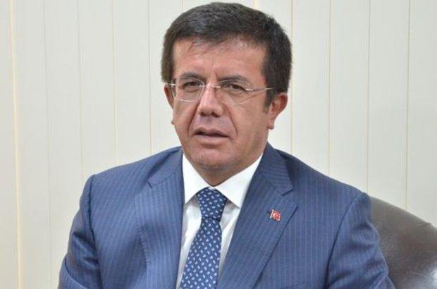Ekonomi Bakanı Nihat Zeybekci, Burdurlu şehit ailese taziye ziyareti