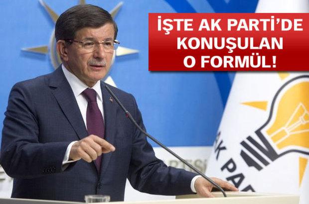 Ahmet Davutoğlu, seçim hükümeti, eski bakanlar