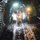 Habertürk, kadın madencilerle 1 gün geçirdi