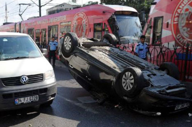 Beyoğlu kaza