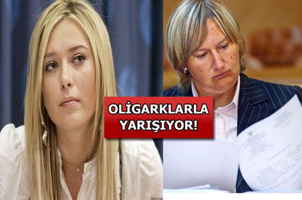 Forbes, Rusya, Yelena Baturina
