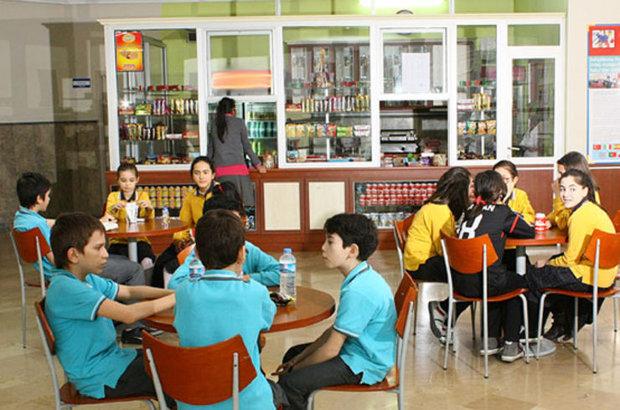 Okul kantini, sağlıklı beslenme, gıda