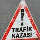 Kayseri'de kamyonet devrildi: 16 yaralı
