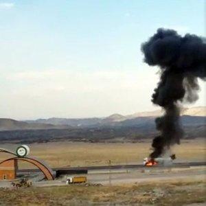PKK'NIN CANLI BOMBALI SALDIRISI AMATÖR KAMERADA