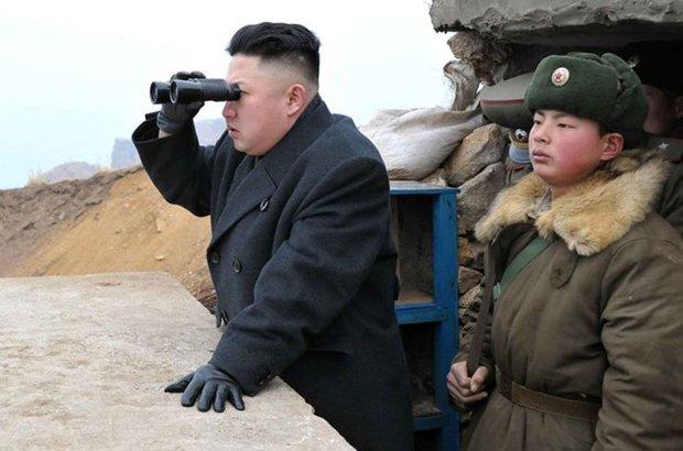 Kuzey Kore ve Güney Kore arasında dün yaşanan sıcak çatışmanın ardından bugün Kim Jong-un'un ordularına