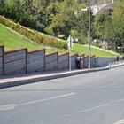 Beşiktaş'ta çıplak adam trafiği karıştırdı