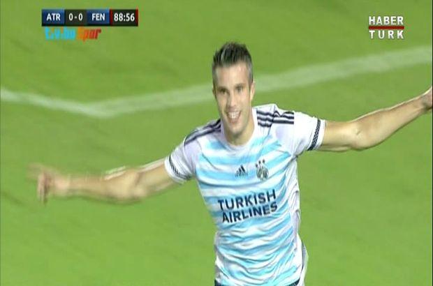 Atromitos 0 - 1 Fenerbahçe