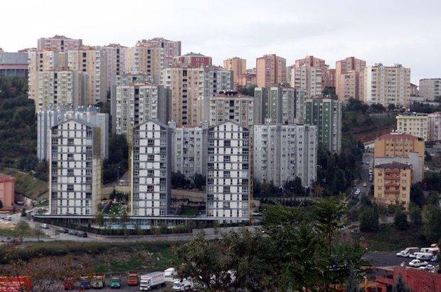Kağıthane'nin yarısı güvenli binalarda yaşıyor