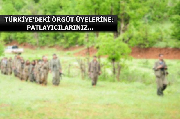 PKK Kandil Türkiye