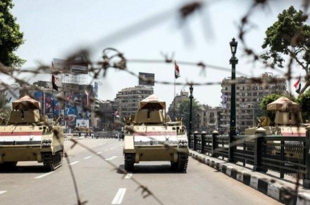 Mısır,protesto,Kahire,Fustat Parkı,