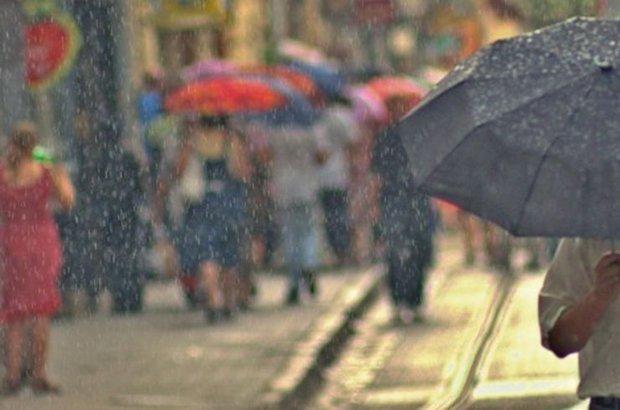 İstanbul, Sağanak yağış