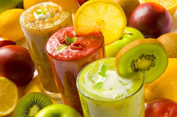 Karışık Meyveli Smoothie nasıl yapılır?, Karışık Meyveli Smoothie malzemeleri, Karışık Meyveli Smoothie yapılışı
