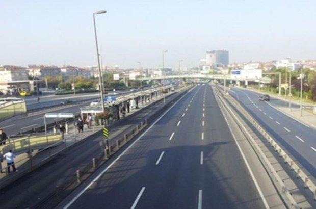 İstanbul Emniyet Müdürlüğü, 30 Ağustos Zafer Bayramı provaları, kapanan yolar