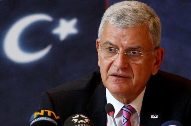 AB Bakanı ve Başmüzakereci Volkan Bozkır,IŞİD,