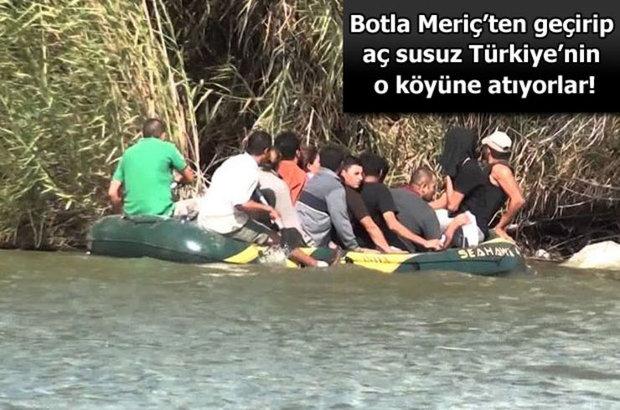 Yunanistan, kaçak göçmen, sınır dışı,