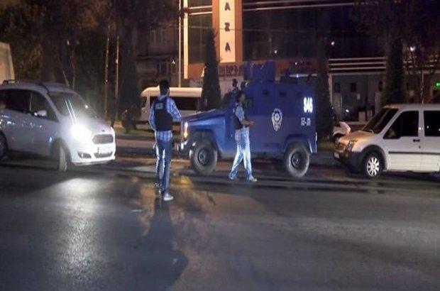 TEM Otoyolu, Mahmutbey Gişeleri, Polise silahlı saldırı
