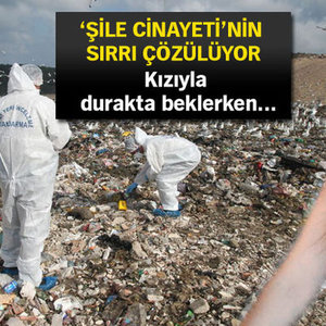 'ÇÖPLÜK'TEN KADIN CİNAYETİ ÇIKTI